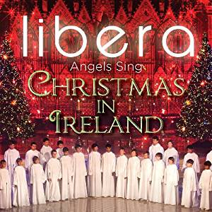 CD Angles Sing Christmas in Ireland Libera