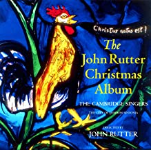 CD The John Rutter Christmas Album