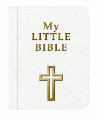 Little Bible - White: Tiny Bibles