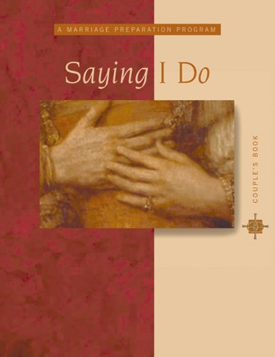 Saying I Do - Couple's Book