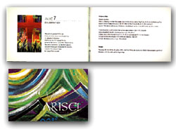 Arise - booklet