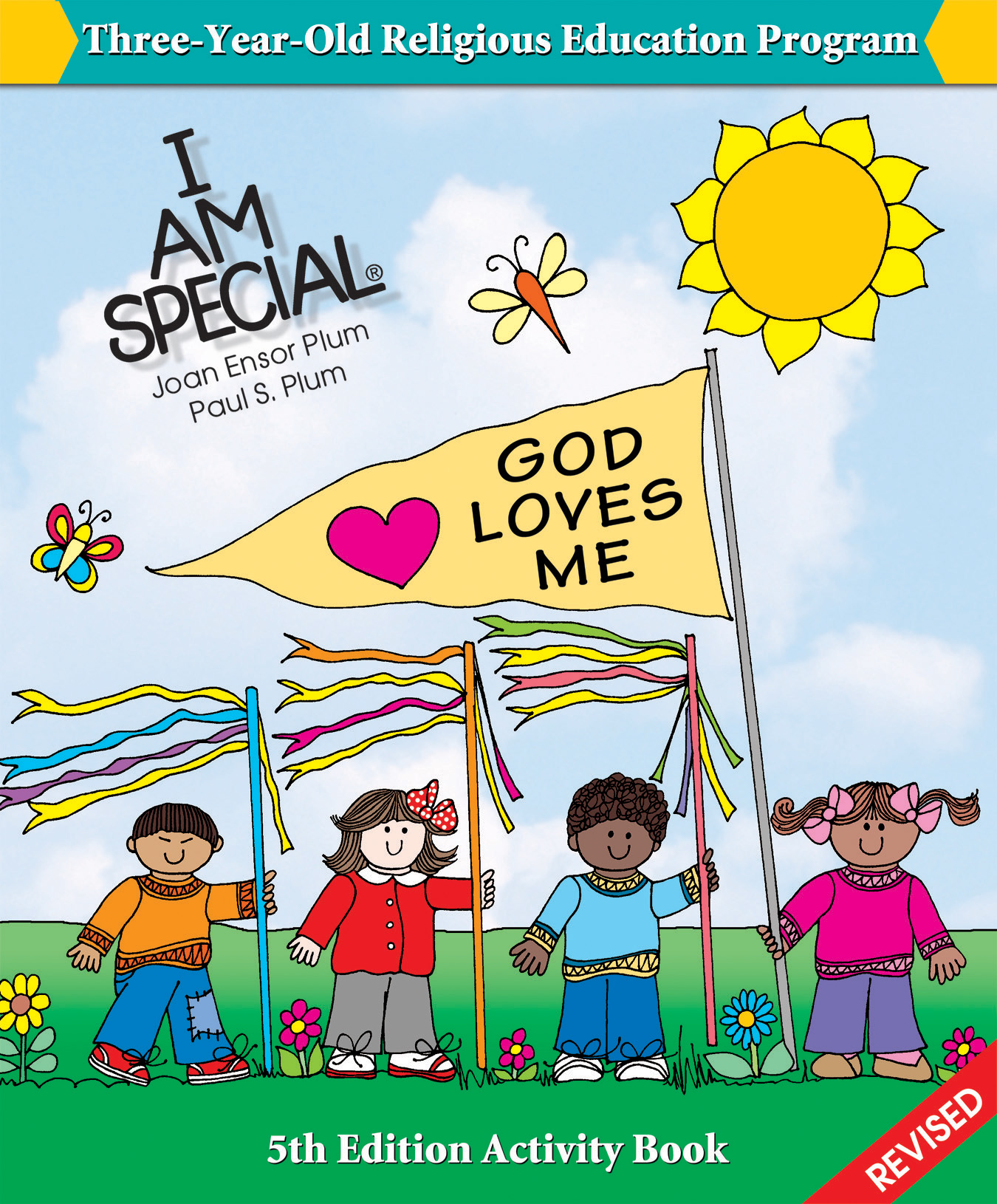 I Am Special 3-Year-Old Activity Book, 5th Ed.