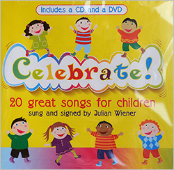 Celebrate! 20 great songs for children