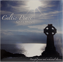 CD Celtic Peace Peaceful Piano and Orchestral Classics