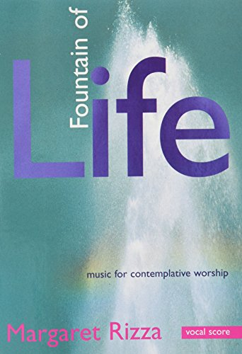 Fountain of Life - Vocal Score