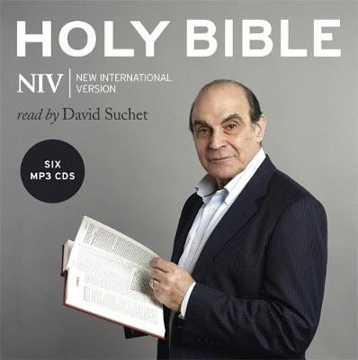 The Complete Audio Bible (New International Version): Read by David Suchet