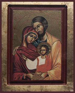 Icon Holy Family