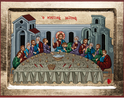 Icon Ultima Cena (Last Supper)