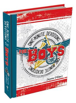 One-Minute Devotions for Boys