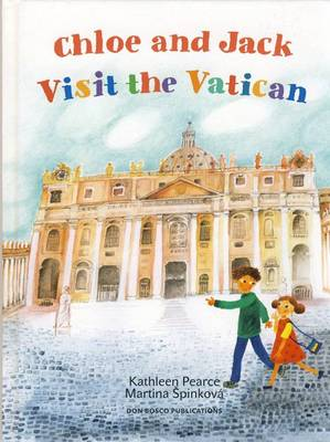 Chloe and Jack Visit the Vatican