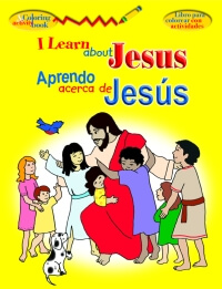 I  Learn about Jesus - Colouring book