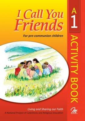 I Call You Friends A1 - Activity Book