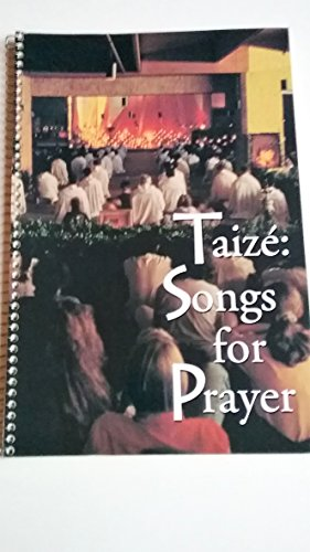 Taize Songs for Prayer Instrumental Edition