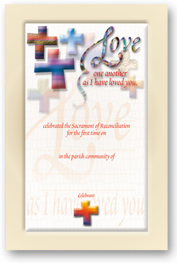 Reconciliation - Certificate No.5 - pack of 25