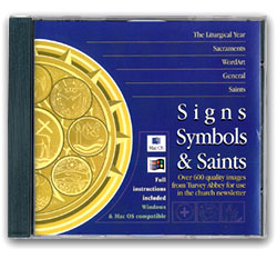 Signs, Symbols & Saints / Volume 1 - CD ROM