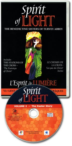 Spirit of Light / Volume 2 - CD ROM