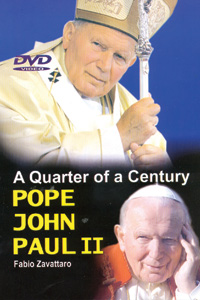 DVD Pope John Paul II A Quarter of a Century