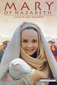 DVD Mary of Nazareth