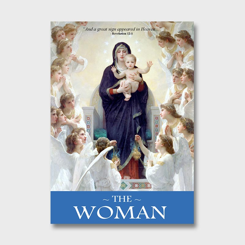 DVD The Woman (Mary)