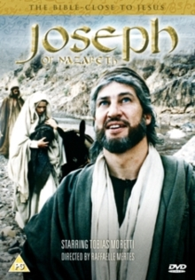 DVD The Bible Joseph of Nazareth