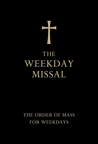 The Weekday Missal [Black Deluxe Edition]