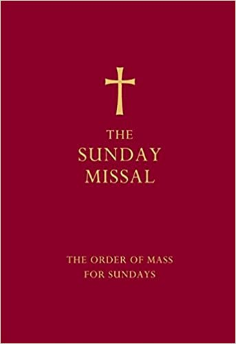 Sunday Missal 2011 Red
