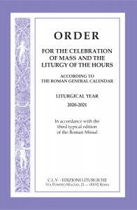 Order for the Celebration of Mass 2020/2021