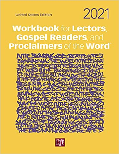 Workbook for Lectors, Gospel Readers and Proclaimers of the Word 2021
