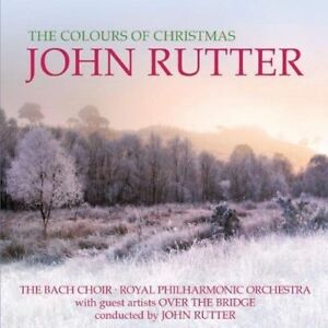 CD Colours of Christmas John Rutter