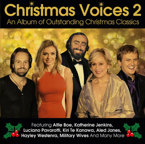 CD Christmas Voices 2