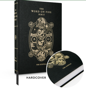 The Gosepls - Word on Fire Bible - HB