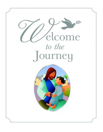Welcome to the Journey: A Baptism Gift