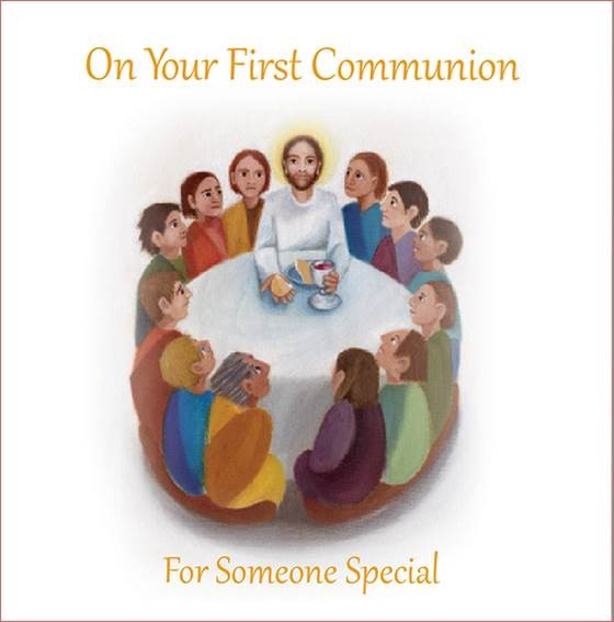 Card 90139 On Your First Communion
