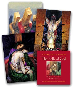 The Folly of God - set of 14 posters