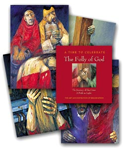The Folly of God - set of 18 posters