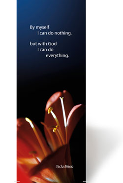 Thoughts 10 - bookmark - pack of 10