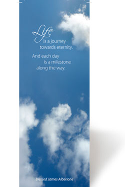 Thoughts 6  - bookmark - (Pack of 10)