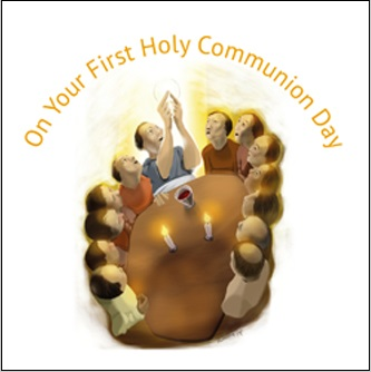 On Your First Holy Communion Day (Single)