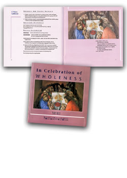 In Celebration of Wholeness  - booklet