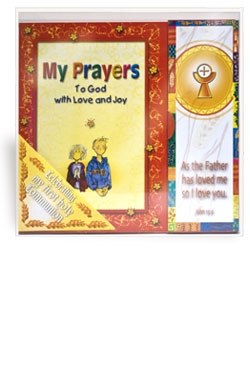 My Prayers to God with Love & Joy - Boxed Gift Set
