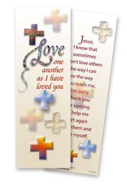 Reconciliation – bookmark FCB2 – pack of 25