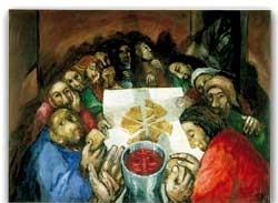 The Last Supper - The Closeness of God poster