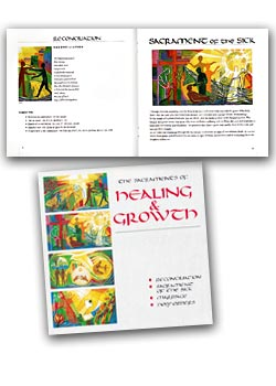 The Sacrament of Healing and Growth - booklet