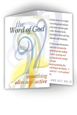 The Word of God - pack of 10 prayer cards
