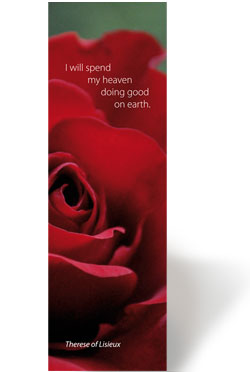 Thoughts 5  - bookmark - pack of 10